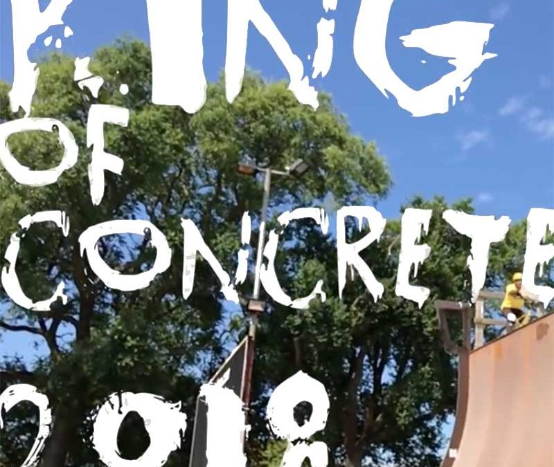 Video: King Of Concrete – PRO Highlights
