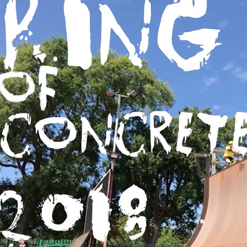 King Of Concrete - PRO Highlights